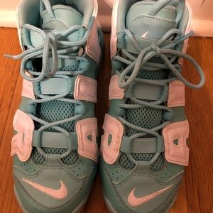 Nike Uptempo shoes